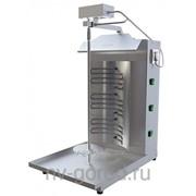 Электрическая установка Шаурма-3 ЭЛ М Атеси (452х668х893, 4.5 кВт, 220В, 3 нагревателя, +50...+250, 23,5 кг) фото