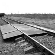 Весы железнодорожные динамические Вектор 4-120 фото