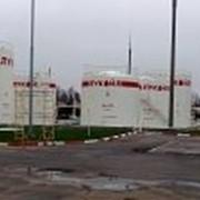 Покраска резервуаров и промышленных емкостей фото