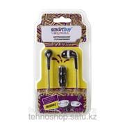Внутриканальные наушники SmartBuy® FRIENDS с разветвителем, черные SBE-9200 /10/ 200 фото