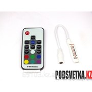 Радио контроллер с палитрой для RGB светодиодной ленты фото