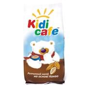 Розчинний напій на основі какао Kidi cafe фото