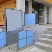 Лифт для инвалидов колясочников фото