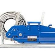 Лебедка рычажная тросовая TOR МТМ 5400, 5,4 т, L=20 м фото
