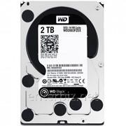 Накопитель HDD SATA 2.0TB WD Black 7200rpm 64MB (WD2003FZEX) фото