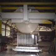 Автоматический распиловочный станок с диаметром диска 3.5 м GIGA 3500 фото