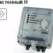Устройство защитного отключения трехфазного электродвигателя ОВЕН УЗОТЭ-2У, Прибор УЗОТЭ-2У, Системы управления автоматические для судовых двигателей и турбин фото