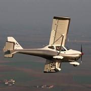 Самолет винтовой сверхлегкий К-10 SWIFT, модель K-10 (01), K-10 (02).Назначение: - обучение пилотов; - патрулирование и мониторинг (нефтепроводов, газопроводов, линий ЛЭП, лесоохране); перевозка почты, груза, багажа;воздушные прогулки, тур поездки фото