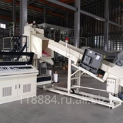 Гранулятор водокольцевой для переработки ПВД/ПНД/ПП. Polystar HNT-85. 2013г.в. фото