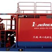 Осреднительное оборудование, автоматическое смешивание цементного раствора фото