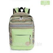 Городской рюкзак AWR8001-1 зеленый фото