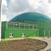 Призводство биогаза из биомассы компания Zorg Biogas AG фото
