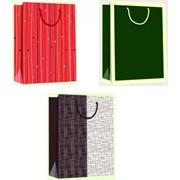 """Пакет подарочный ламинированный """"На каждый день"""", 10,8х6,4х14,6см, 3 диз, (Karotti) фото"""