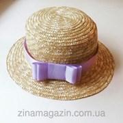 Шляпы канотье 1 фото