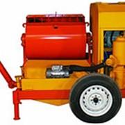 Универсальная штукатурная машина УШМ-150. фото
