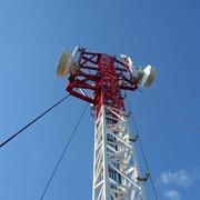 Окраска и антикоррозионная защита металлоконструкций всех типов - мачт и башен связи, пролетов цехов и многое другое фото