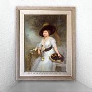 Портрет на заказ в классическом образе фото