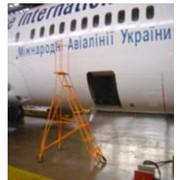 Стремянка авиационная СТР-2300 фото