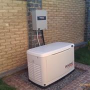 Газовый генератор Generac фото