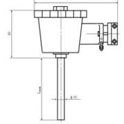 Термометр сопротивления платиновый ТСП 002-08 фото