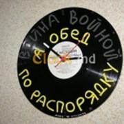 Часы с пословицами и поговорками фото