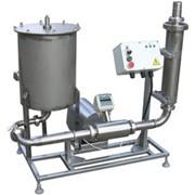 Комплект оборудования ИПКС Для учета и фильтрации молока фото