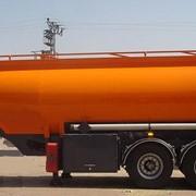 Полуприцеп цистерна для транспортировки и кратковременного хранения светлых нефтепродуктов фото