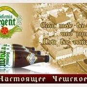 Рекламный банер компании Альетт фото