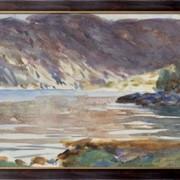 Картина Loch Moidart, Invernesshire, 1896, Сарджент, Джон Сингер фото
