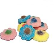 Цветы в сахаре фото