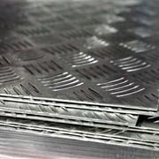 Лист алюминиевый рифленый квинтет АМг2Н2, АМг2Н, GALAXY фото