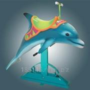 Кабинка для карусели Dolphin фото