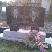 Памятник двойной Черновцы фото