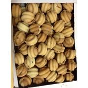 Печенье орешек фото