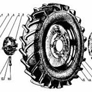 Запасные части и комплектующие для импортных тракторов фото
