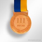Медаль DIC-0750 аверс III место фото