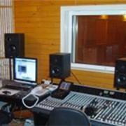 Услуги студии звукозаписи фото