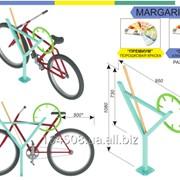 """Велосипедная парковка """"MARGARITA"""" фото"""