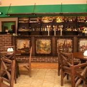Мебель для кафе, баров, барные комплексы фото