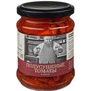 """Вяленые томаты в масле, Астрахань """"ТОМТОМ"""" производство СТМ фото"""