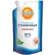 Майонез Провансаль Столичный, жирность 50% фото