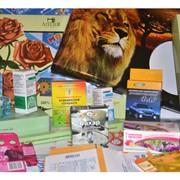 Производство упаковочной и этикеточной продукции различной конфигурации и сложности. Печать брошюр, буклетов, календарей, плакатов, бланков. Изготовление широкого спектра рекламно-журнальной продукции фото
