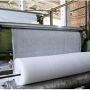 Поставка линий по производству нетканых материалов фото