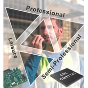 Микросхемы CML Microcircuits для проводных и беспроводных средств связи фото