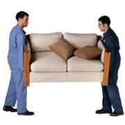 Перевозка квартирной мебели фото