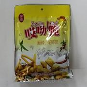 Острые бобовые чипсы 170г фото