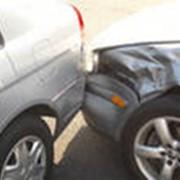 Оценка ущерба от дорожно-транспортного происшествия. фото