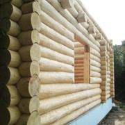 Дома деревянные из сруба фото