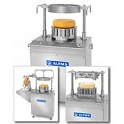 Машина для резки сыров полуавтоматическая ALPMA HT II фото