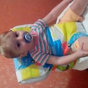 Детская удерживающая накидка на стул фото